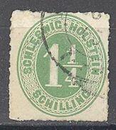 Schleswig; Yvert 4; Clair; Cote 30.00€ - Schleswig-Holstein