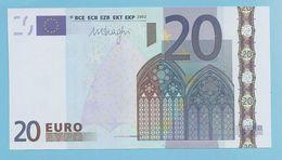 RARE 20 EURO FRANCE U88B1 SERIE U88 UNC - EURO