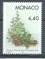 Monaco YT N°2138 Concours International De Bouquets Neuf ** - Neufs