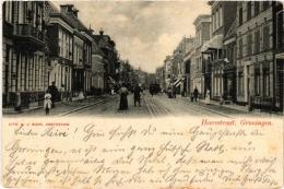 CPA GRONINGEN Heerestraat NETHERLANDS (604179) - Groningen