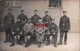 Carte Postale Photo Militaire Allemand MAGDEBURG (Allemagne-Saxe-Anhalt) Kaserne - 2 SCANS  - - Magdeburg