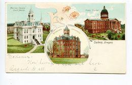 SALEM Willamette University State Capitol - Salem