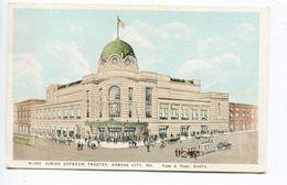 Orpheum Theater Kansas City - Kansas City – Missouri