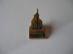 RENAULT Euro Disney Partenaire Officiel ARTHUS BERTRAND - Renault