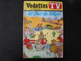 Vedettes TV N° 2   Sagedition Vedettes TV Les Fous Du Volant  Pepito Bon Etat - Sagédition