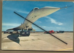 CPM -   Concorde - Premier Avion Supersonique - Premier Vol Le : 2 Mars 1969   -(avion , Aviation ) - Airplanes