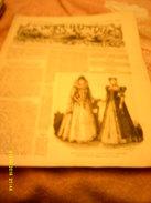Journal De Famille La Mode Illustrée No 53 ( Avec Planche De Tapisserie ) De 34em Année  31 Dec 1893 _4 Pages - Mode