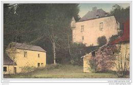 FLORENVILLE ..-- Forge Roussel . 1923 Vers BRUXELLES ( Mr Mme G. Monier ) . Voir Verso . - Florenville