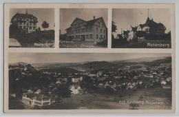 Kirchberg Toggenburg - Reitenberg, Konsum A. Strässler-Braun, Rosenberg - SG St. Gall