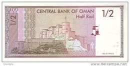 OMAN P. 33 1/2 R 1995 UNC - Oman