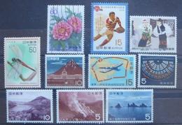Estampillas De Japón - Stamps Of Japan - Japan