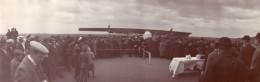 Fete A L'Aerodrome De Moscou Pour La Construction Du 100e Avion Dux Lot Photos Anciennes 1914 - Aviation