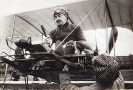 Marcel Loridan Vainqueur Coupe Michelin Farman Aviation Photo Ancienne 1911 - Aviation