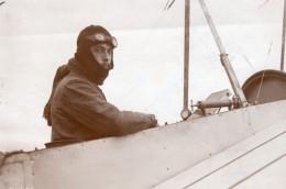 Pilote Jean Desparmet Crash Mortel Concours Militaire De Reims Aviation Photo Ancienne Branger 1911 - Aviation