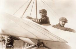 Aviateur Andre Bidot Et Passager Crash Serieux Buc Aviation Photo Ancienne 1914 - Aviation