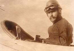 Aviateur Isidore Herve Assassinat Au Maroc Aviation Photo Ancienne 1914 - Aviation