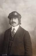 Aviateur Pelletier Experience De Parachute Aviation Photo Ancienne 1914 - Aviation