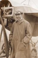 Charles Terres Weymann Concours Militaire De Reims Aviation Photo Ancienne 1911 - Aviation