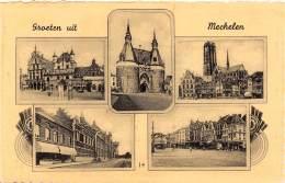 Groeten Uit MECHELEN. - Mechelen