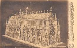 NIVELLES - Collégiale - Chasse De Ste Gertrude XIIIe Siècle - Nijvel