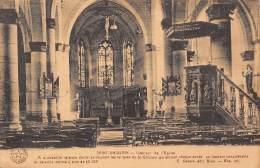 SAINT-GHISLAIN - Intérieur De L'Eglise. - Saint-Ghislain