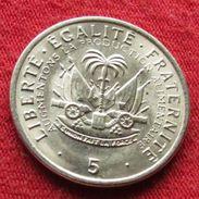 Haiti 5 Centavos 1975 FAO F.a.o.  UNCºº - Haiti