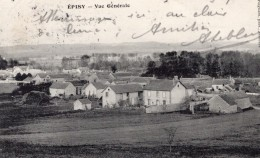Episy Montargis Envoyee Par Pionnier Alfred Leblanc Apres Vol En Ballon Aviation 1907 - Luchtballon