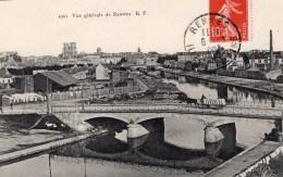 Rennes Envoyee Par Aeronaute Pillard Apres Premier Vol En Ballon Aviation 1908 - Balloons