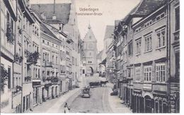 Überlingen - Franziskaner Straße  **AK02-679** - Ueberlingen