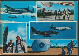 °°° 10326 - PARACADUTISTI - VEDUTE - 1975 °°° - Paracadutismo