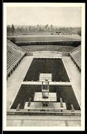 """10559 1936, Sommer-Olympiade, Amtliche Bildpostkarte """"Blick Von Der Deutschen Kampfbahn Auf Das Schwimmstadion"""", Blanko  - Postcards"""