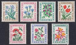 ANDORRA - 1964/1971 - Serie Completa Di 7 Valori Nuovi MNH: Yvert Segnatasse 46/52. - Timbres-taxe