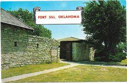 ETATS UNIS -  FORT SILL  - OKLAHOMA  - TON2 - - Etats-Unis