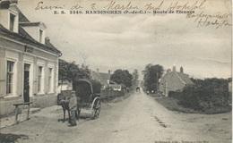 Hardinghen - Route De Fiennes - Francia