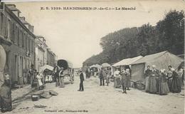 Hardinghen - Le Marché - Francia