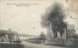 Hardinghen - Place De L'Eglise - Francia