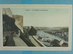 Namur La Citadelle Et Panorama - Namur