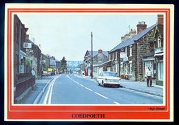 Cpsm Pays De Galles Coedpoeth  SEP17- 89 - Denbighshire