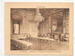Photographie,18.5 X 14.5, Oise, COMPIEGNE, Le Château, Grand Salon De Réception Des Dames D'honneur  , Frais Fr : 1.55 E - Lieux