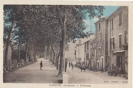 LAPEYRE - L'AVENUE - Autres Communes