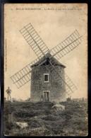 MESLIN TREGENESTRE 22 - Le Moulin à Vent De La Lande Du Gras - Frankreich