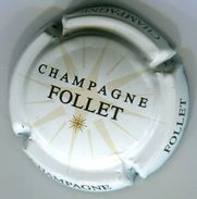 CAPSULE-CHAMPAGNE FOLLET-RAMILLON N°04x Fond Blanc-NR - Andere