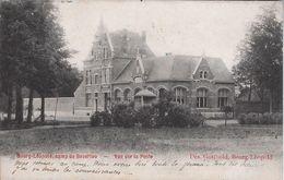 Postkantoor En Ambtswoning Mooie Gestempeld - Leopoldsburg