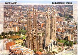 Espagne - Catalunya - Barcelone - La Sagrada Familia - Campaña Nº B 0100 - 3694 - Barcelona