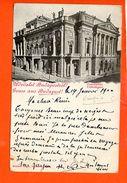 Gruss Aus BUDAPEST (pli En Bas) - Hongrie