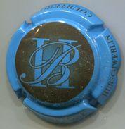 CAPSULE-CHAMPAGNE HUBSCHWERLIN N°19 Marron-ctr Bleu - Andere