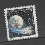 """FRANCE / 2016 / Y&T N° AA 1325 : """" Correspondances Planétaires"""" (Lune Enrhumée) - Oblitération 2017 08. SUPERBE ! - Sellos Autoadhesivos"""