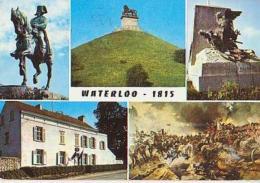 Waterloo   H515        ( 5 Vues Diverses ) - Waterloo