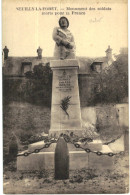 NEUILLY LA FORET ... MONUMENT DES SOLDATS MORTS POUR LA FRANCE - Unclassified