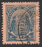 Mozambique Company, 300 R. 1895, Sc # 35, Mi # 23B, Used - Mozambique